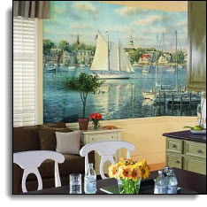 Mid-size Wall Murals