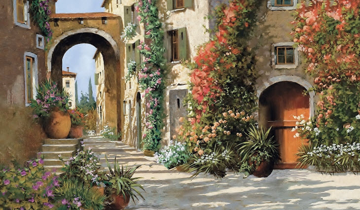 TheWallMuralStorecom Full Size Large Wall Murals Tuscan