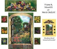 Abundance Mural 19031