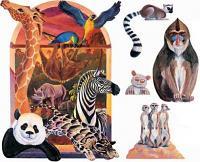 Animal Diversity Mural 20261