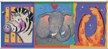 Animal Apartment Minute Mural 121699