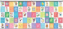 Alphabet 2 Minute Mural F0972MM2