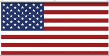American Flag  Minute Mural 121691
