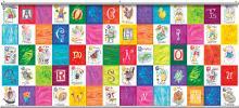 Alphabet 1 Minute Mural 120216