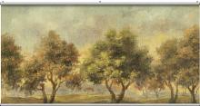 Autumn Trees Minute Mural F0976MM