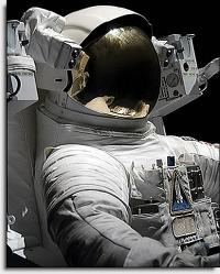 Astronaut Mural UMB91046