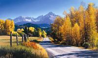 Autumn Landscape Mural WG0310M